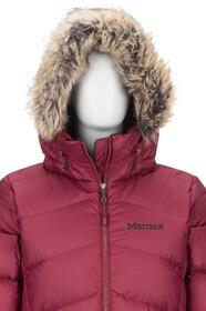 Marmot Montreal Abrigo Mujer, claret | Campz.es